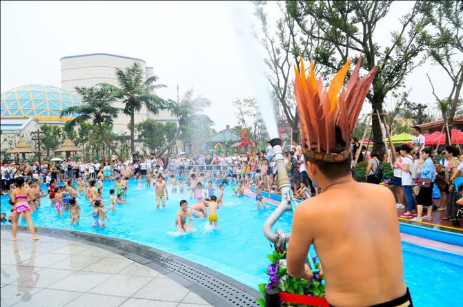 于方特游乐场,分享宁波v秘籍的暑期游玩秘籍-天龙手攻略门派游图片