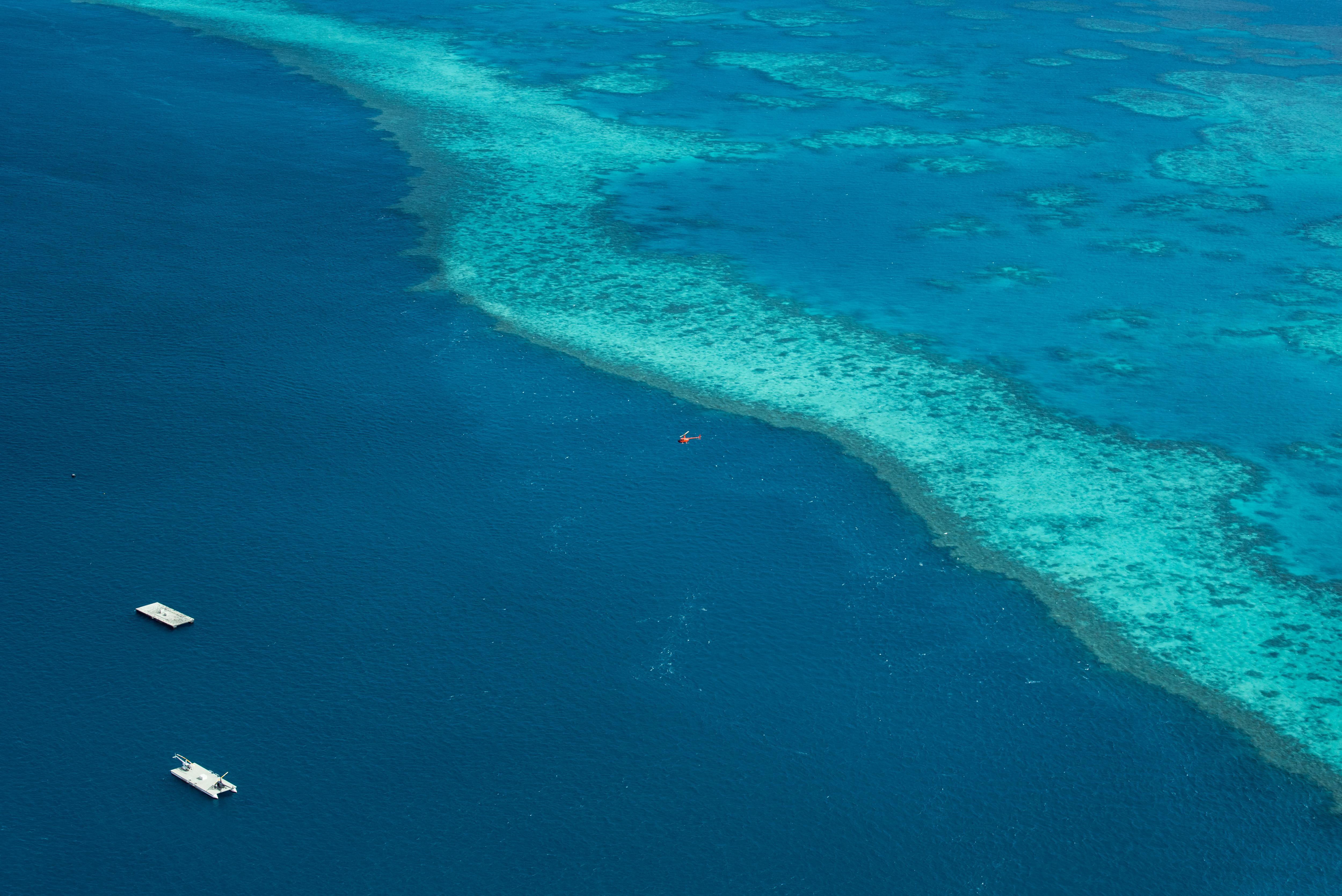 大堡礁  Great Barrier Reef   -4