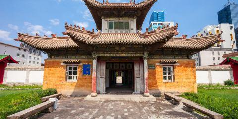 喬金喇嘛廟博物館