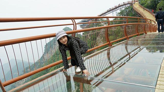 华县少华山森林公园一日游