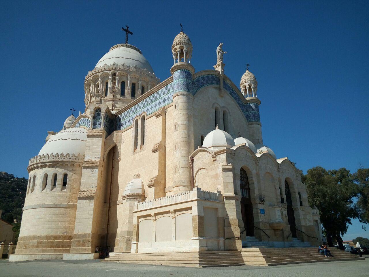 非洲圣母院  Notre Dame d'Afrique   -4