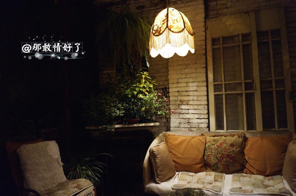 上海|秘境花园咖啡馆 忙碌生活缓缓过