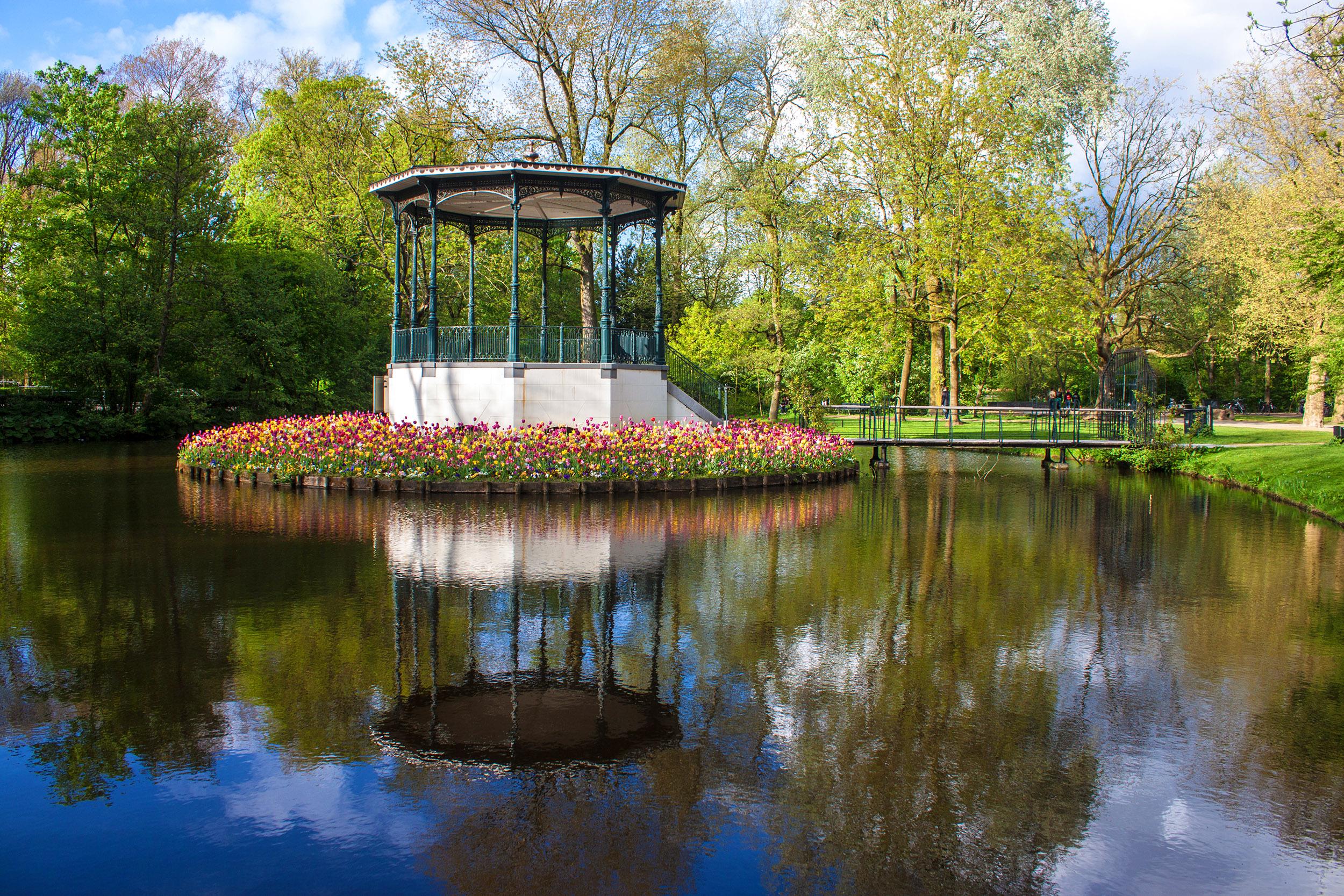 馮得爾公園  Vondel Park   -1