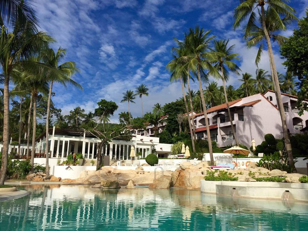 苏梅岛喜来登度假酒店