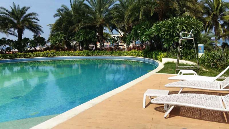 凤凰岛远洋精品海景酒店 超现实设计的梦幻解读