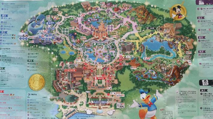 2017年上海迪士尼梦幻游玩攻略乐园v梦幻-上海游花语攻略手个人传情图片