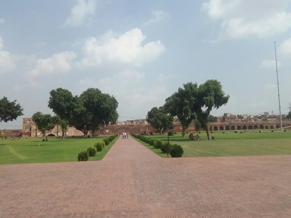 拉合爾古堡  Lahore Fort   -0