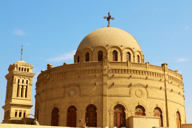 圣乔治教堂  Monastery and Church of Saint George   -1