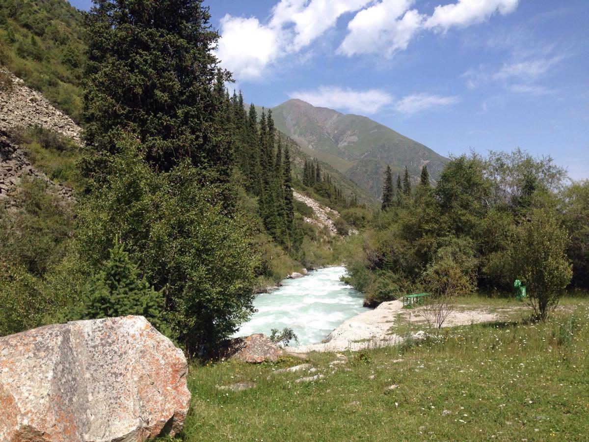 阿拉尔恰国家森林公园  Alarqa   -2