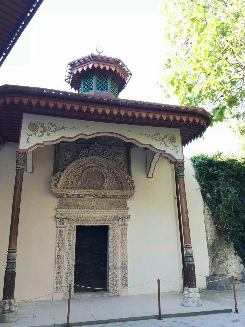 巴赫奇萨赖汗宫  Bakhchisaray Palace   -0