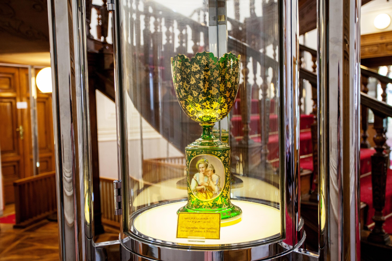 德黑蘭玻璃與瓷器博物館  Glassware and Ceramics Museum of Iran   -2