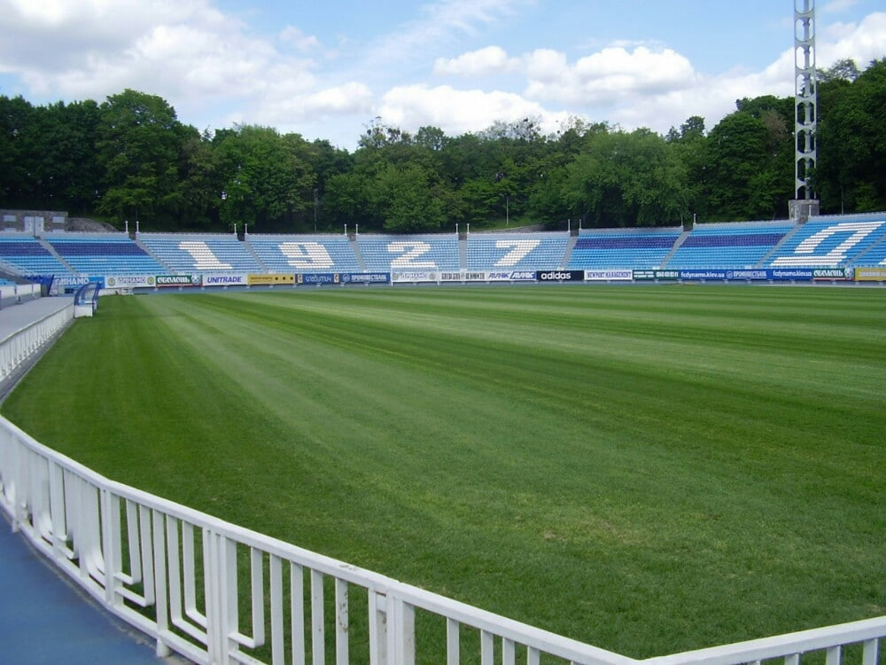 罗巴诺夫斯基迪纳摩球场  Valeriy Lobanovskyi Dynamo Stadium   -0