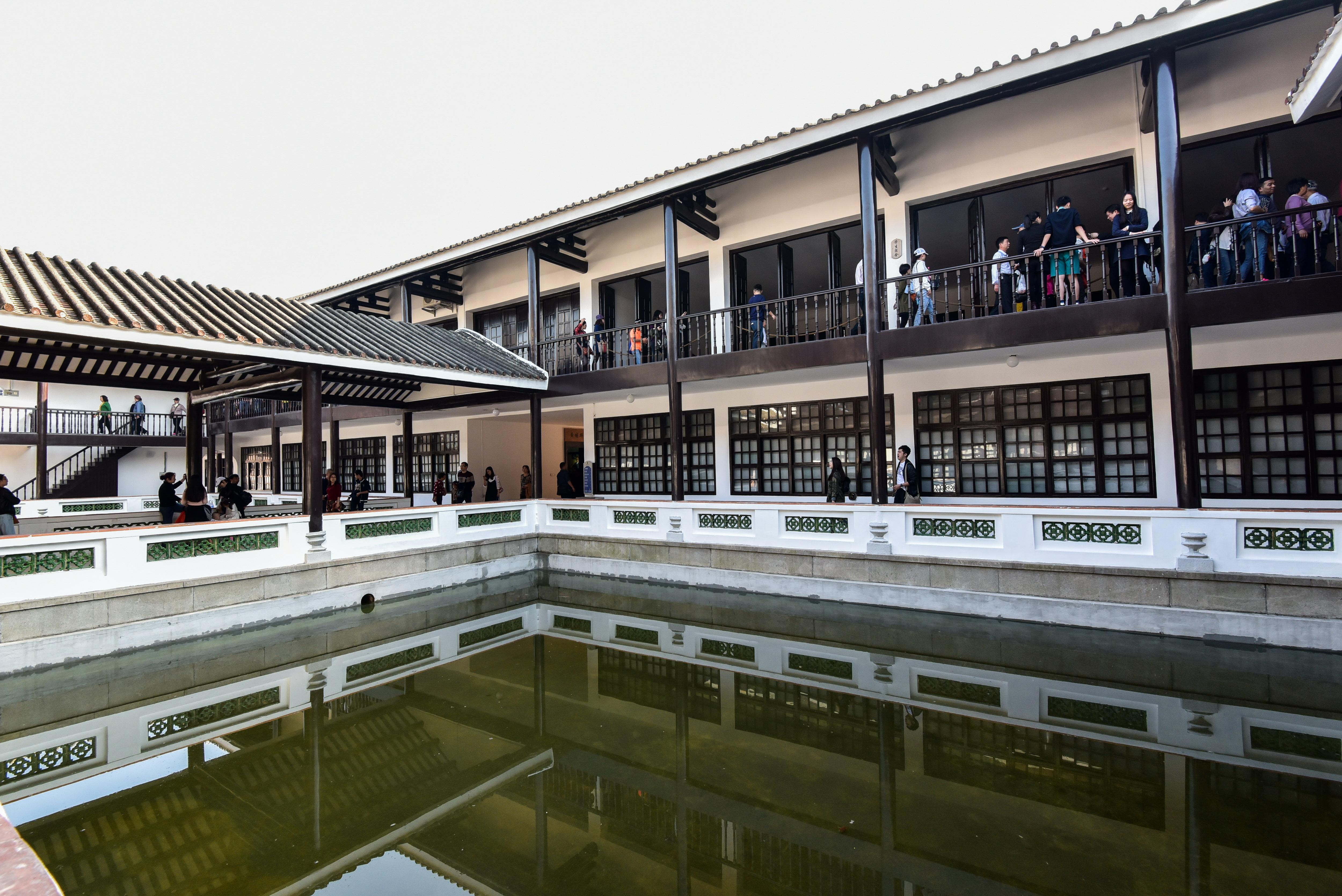 黃埔軍校舊址紀念館    -2