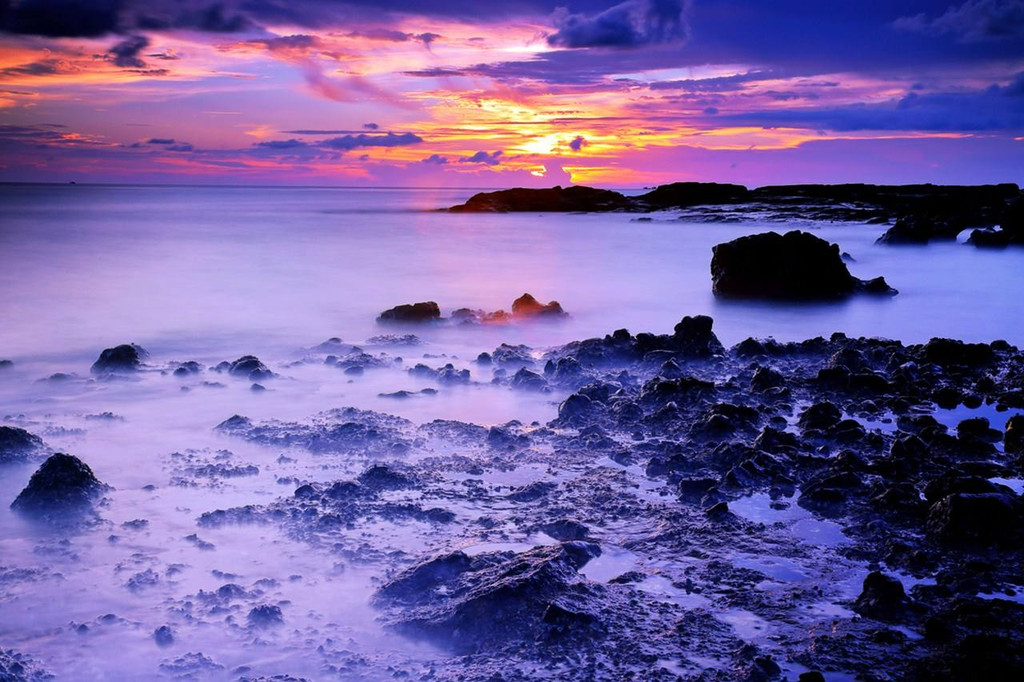 最全涠洲岛旅游景点介绍