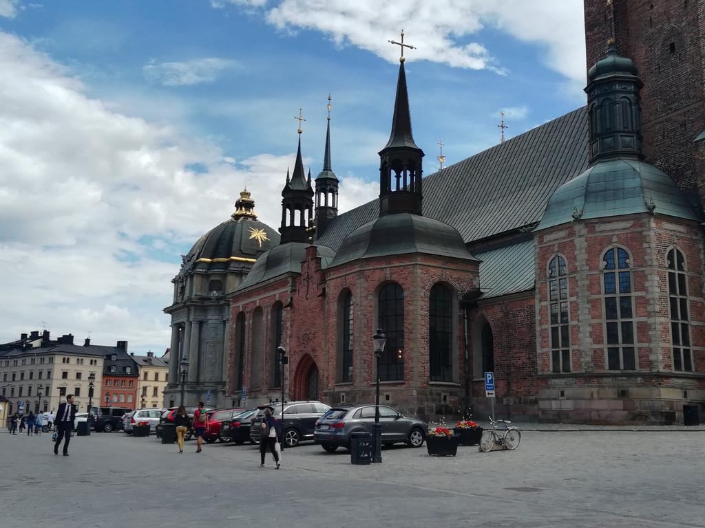 骑士岛教堂.