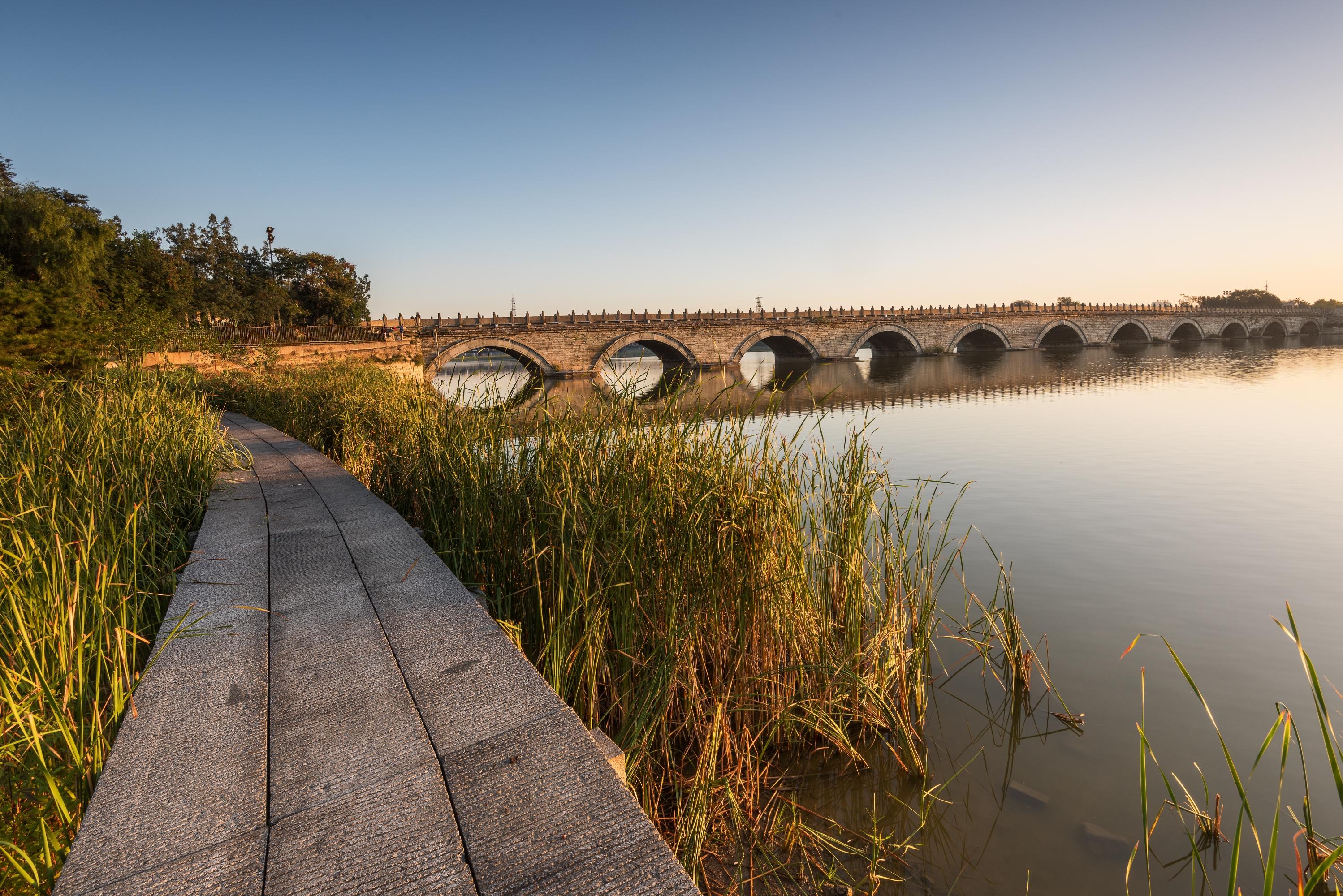 卢沟桥    -4