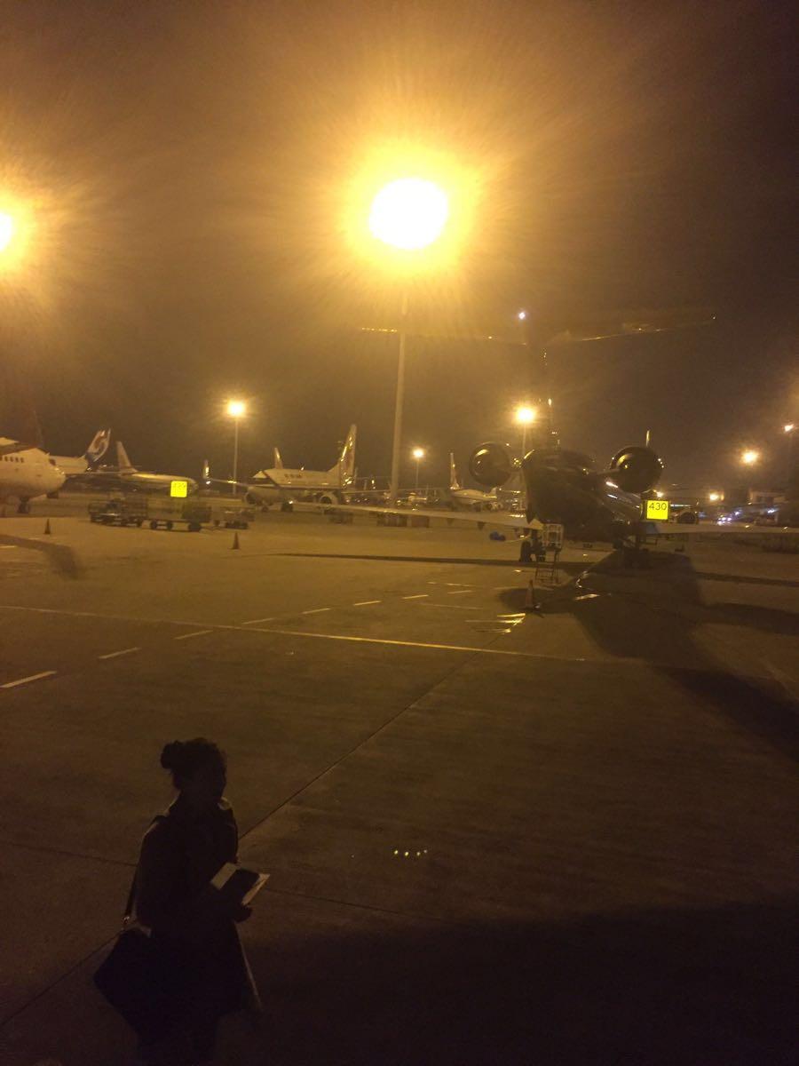 d1:合肥到重庆的夜班飞机