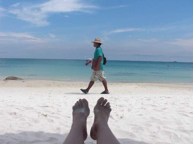 【东南亚行】-10月在泰国沙美岛悠闲