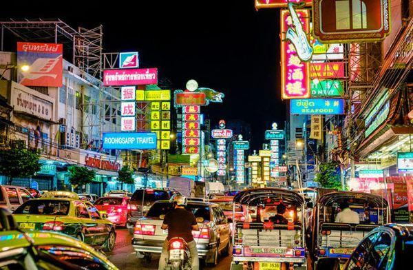 曼谷美食去哪儿吃?知名美食大v美食川广场师餐厅图片
