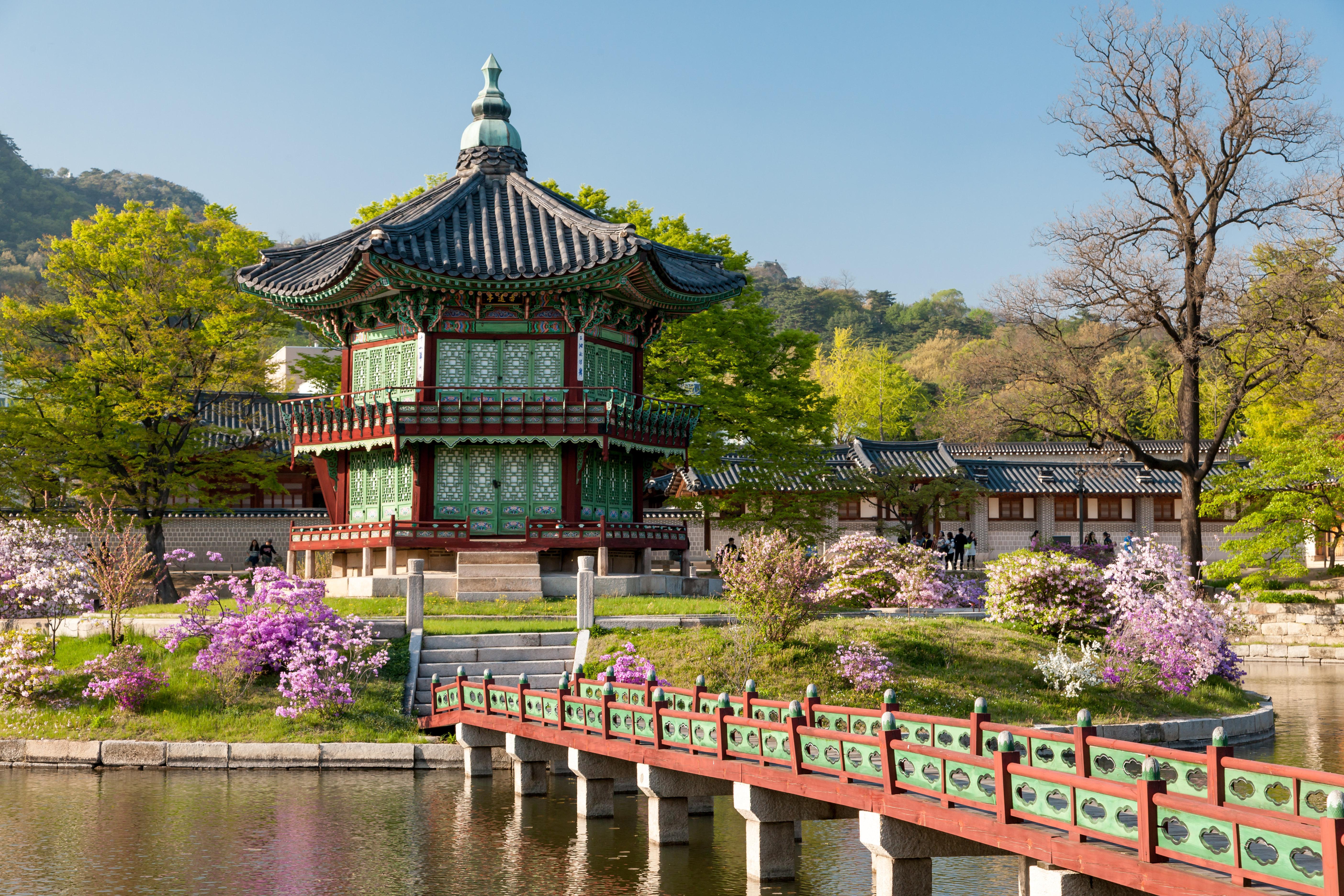 景福宫  Gyeongbokgung Palace   -4