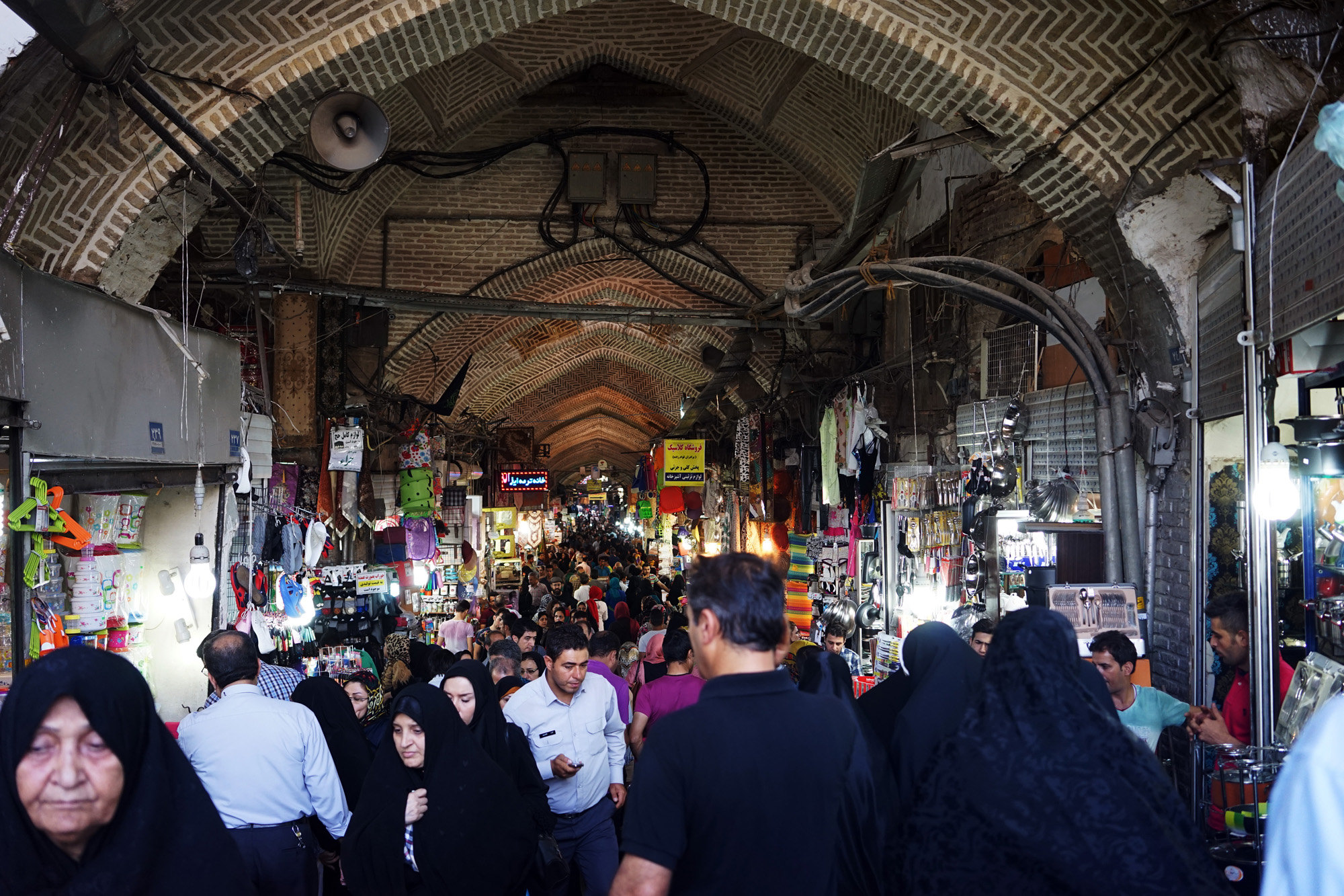 大巴扎  Tehran Bazaar   -0