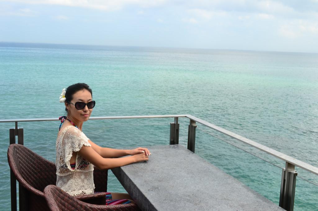 海天一线,巴厘岛蜜月自由行,海量图片