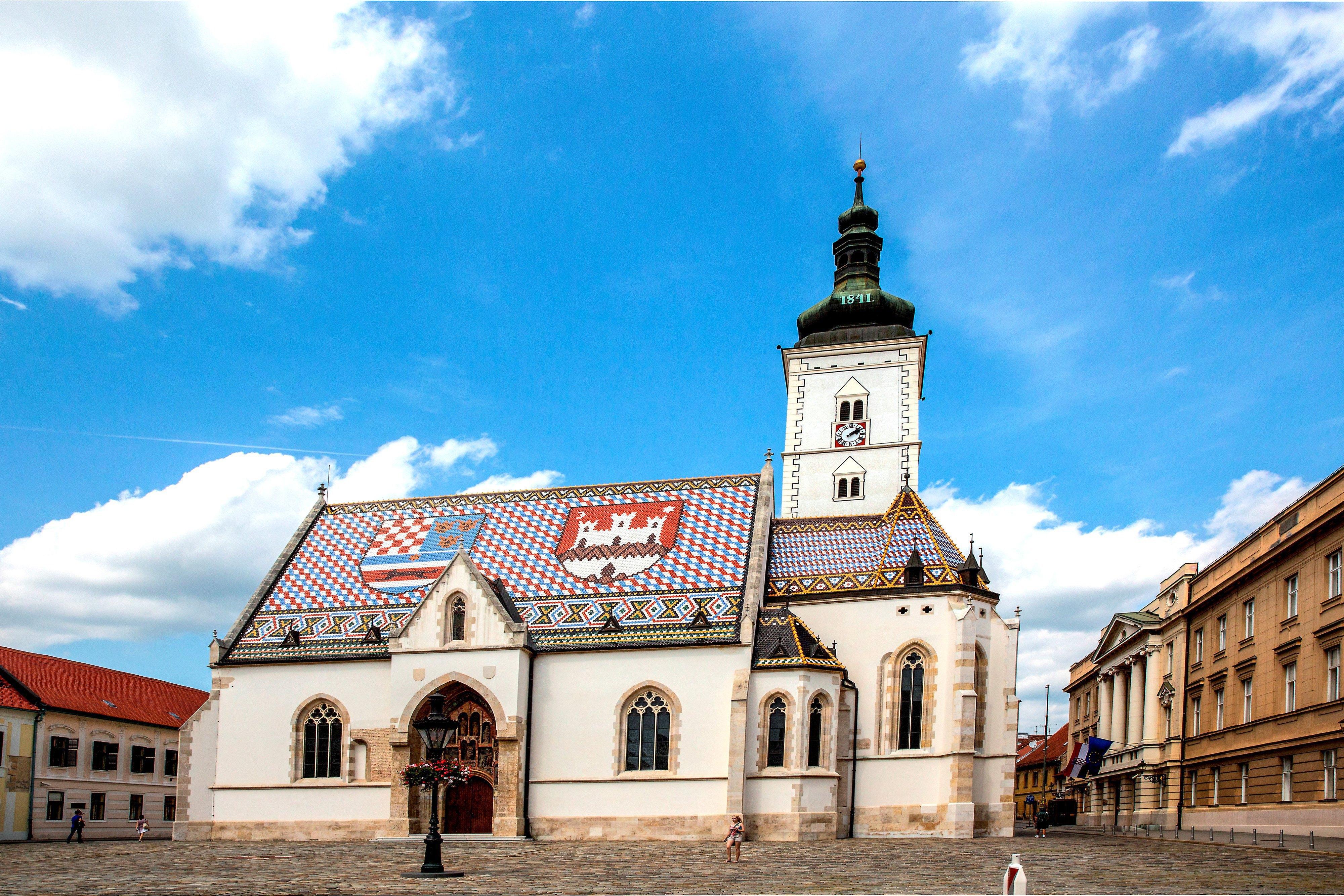 圣馬可教堂  St Mark's Church   -1