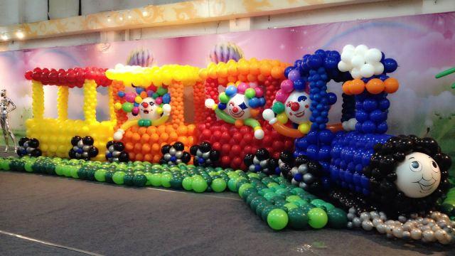 【携程攻略】上海第三届上海气球嘉年华怎么样