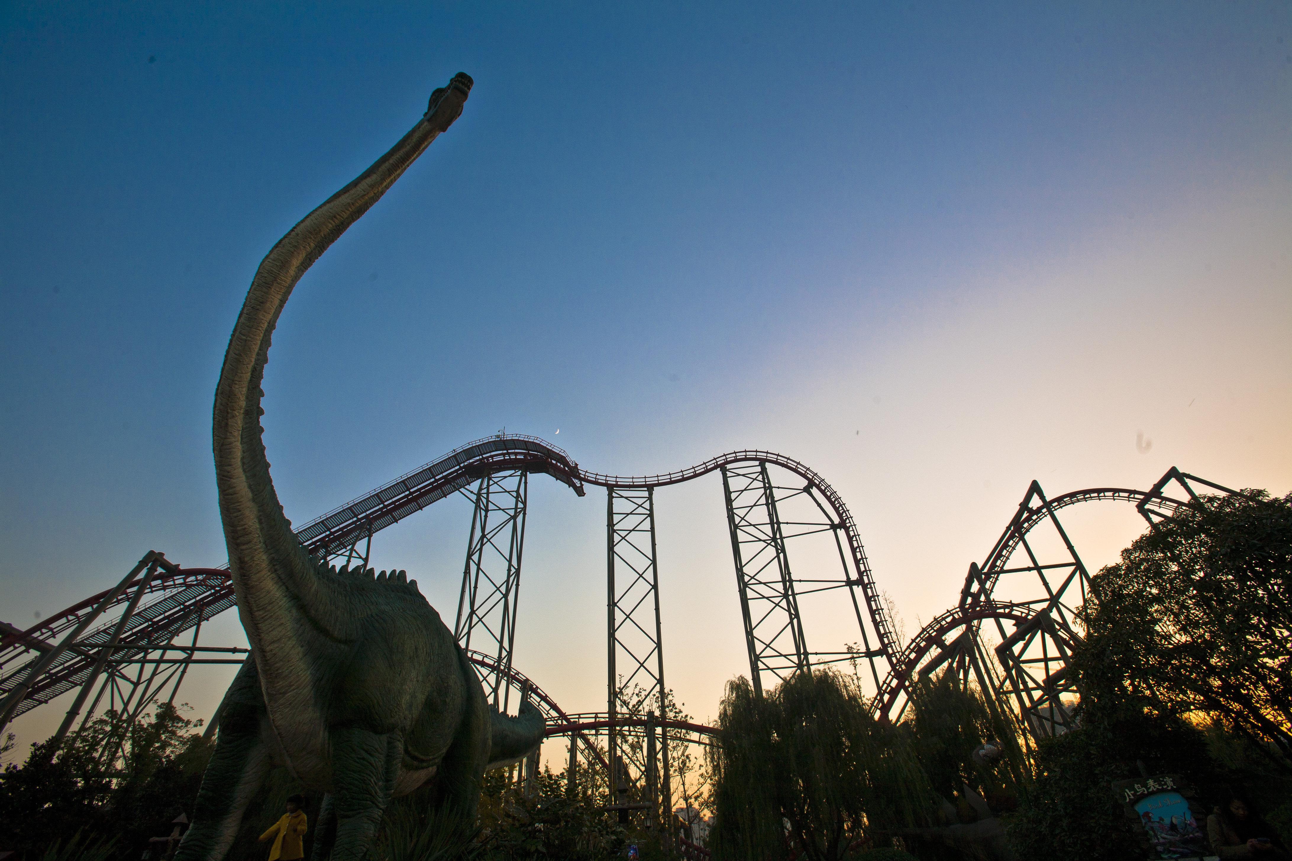 6.24恐龙主题大课堂 特价 常州环球恐龙城恐龙主题度假酒店1晚 酒店套