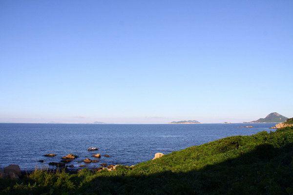 珠海离岛东澳岛最东边