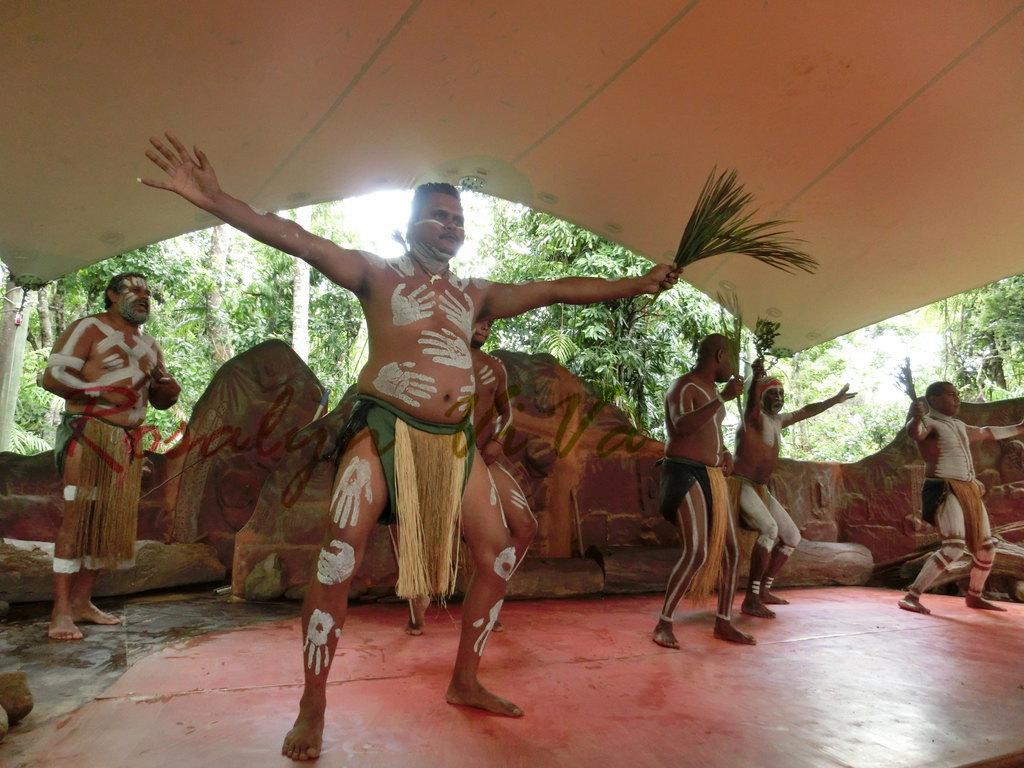 查普凯土著文化公园  Tjapukai Aboriginal Cultural Park   -4