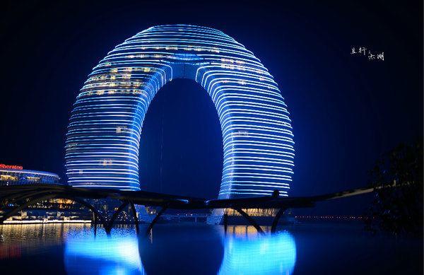 醉太湖湾-----月亮酒店