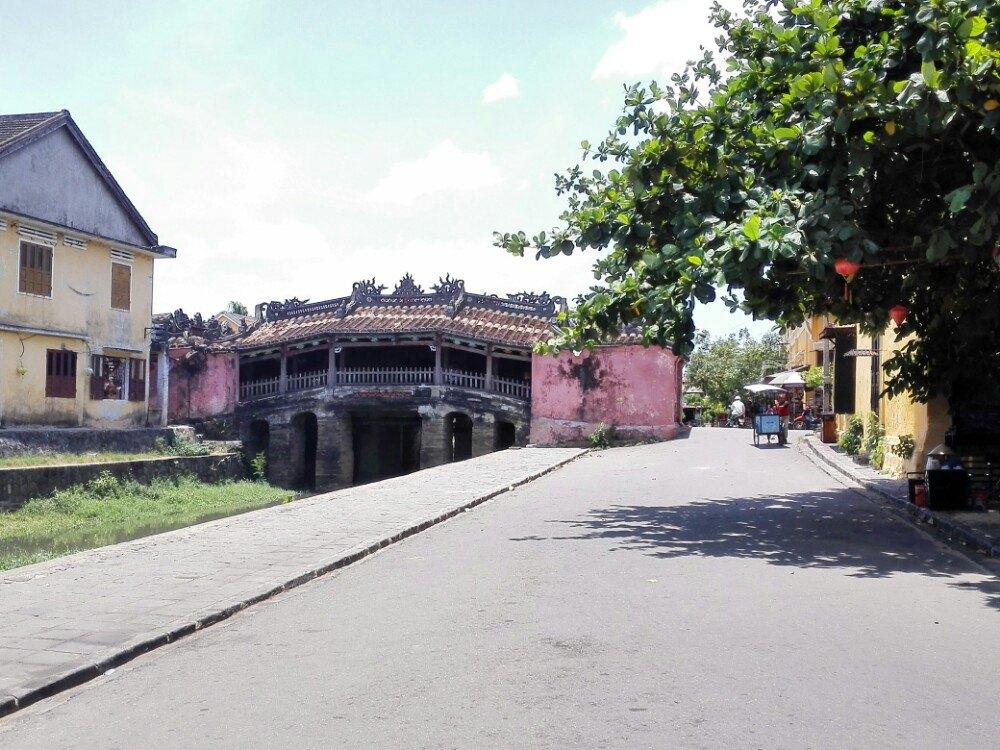 日本廊桥  Japanese Covered Bridge   -4