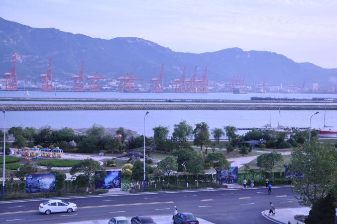 新亚欧大陆东桥头堡-连云港连岛渔家乐旅游 -