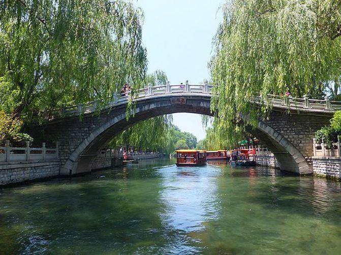 船游黎平天下第一泉攻略旅游景区-汉中游记济南济南旅游攻略图片