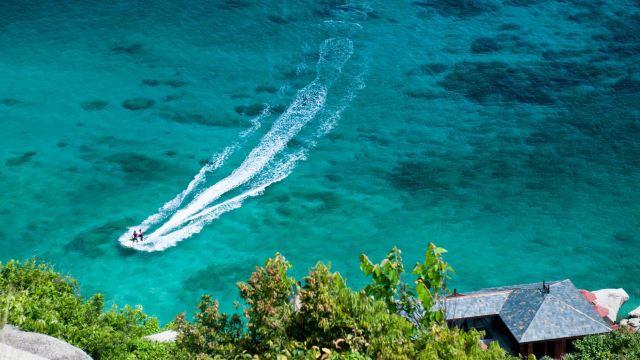 【驴友好评】三亚印象海洋分界洲岛户外一日游【珊瑚