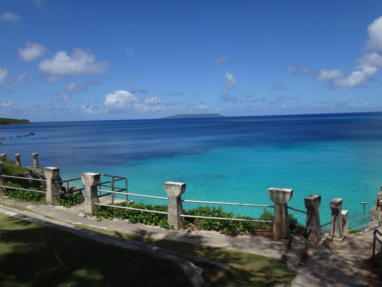 深爱那片五色海-北马里亚纳群岛之天宁岛&塞班岛及岛