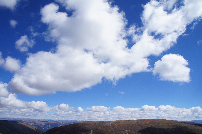qq头像西藏风景背景的