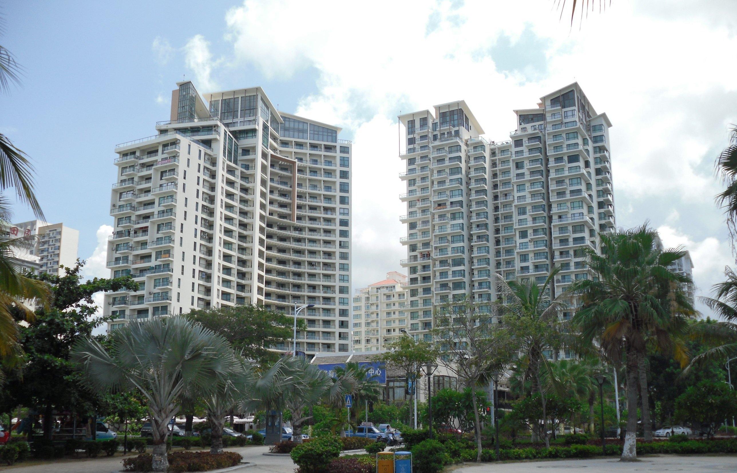 三亚蓝色海湾海景度假公寓(家庭旅馆)