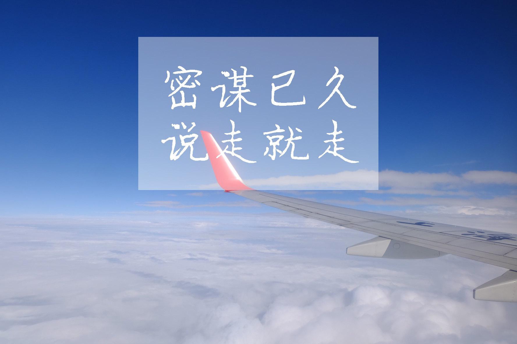 17:00飞机到达黄山市屯溪机场