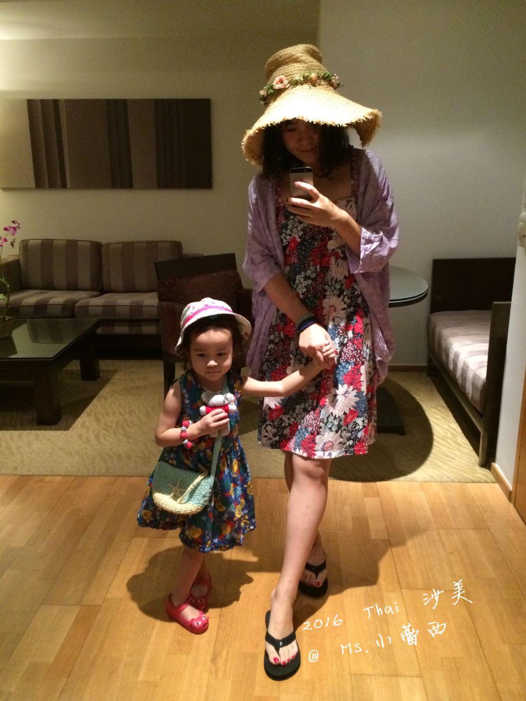 带你去看最蓝的天---> 2016 带着混血萌娃在泰国沙美跨年
