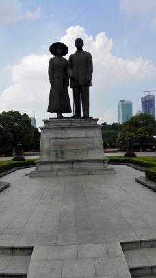 武汉常青雕塑公园