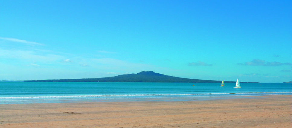 塔卡普纳海滩  Takapuna Beach   -1
