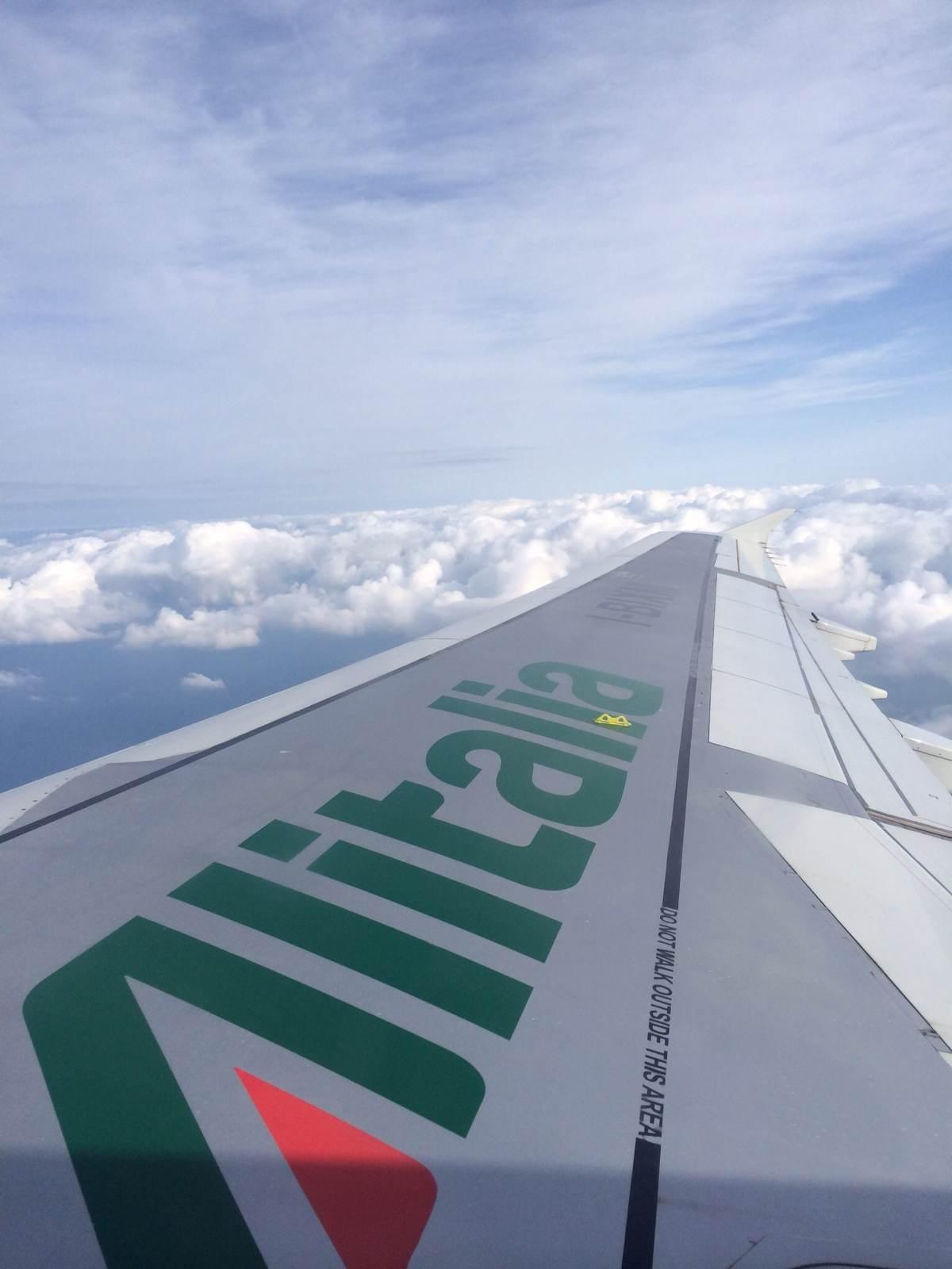 大利航空的飞机