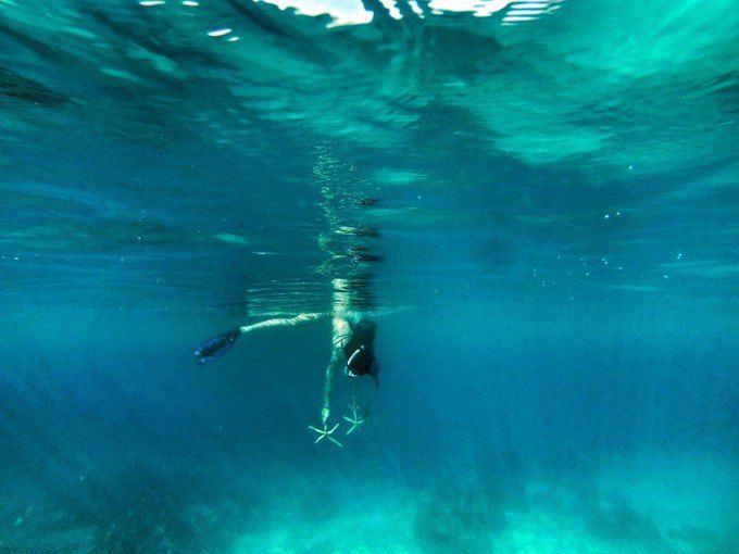 斯米兰群岛 ,皇帝岛,北皮皮岛 ,普吉岛 一个潜点不落的深度自由行