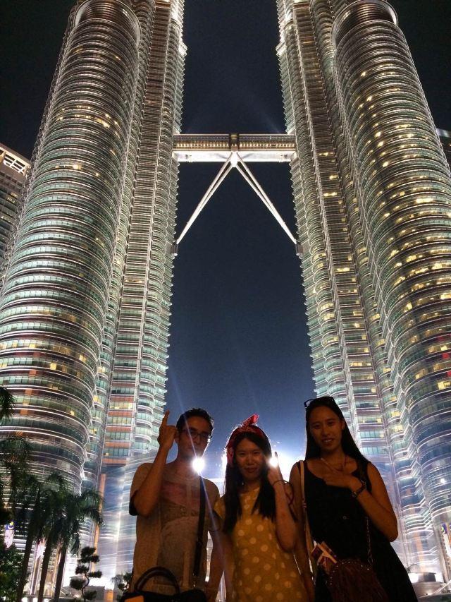 吉隆坡双子塔 亚航北京飞往吉隆坡的机票