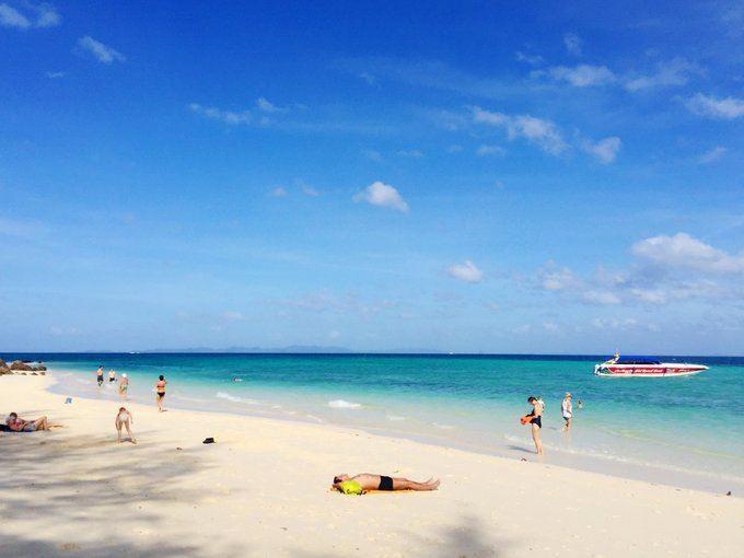 美食之旅·泰国普吉岛5日4晚跟团游·蓝钻岛或帝王岛