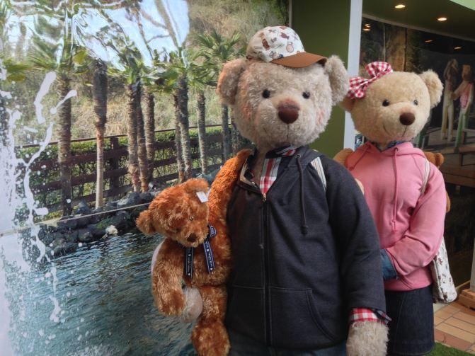 可爱泰迪熊(四)