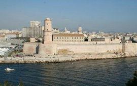 马赛圣约翰堡垒天气预报,历史气温,旅游指数,圣