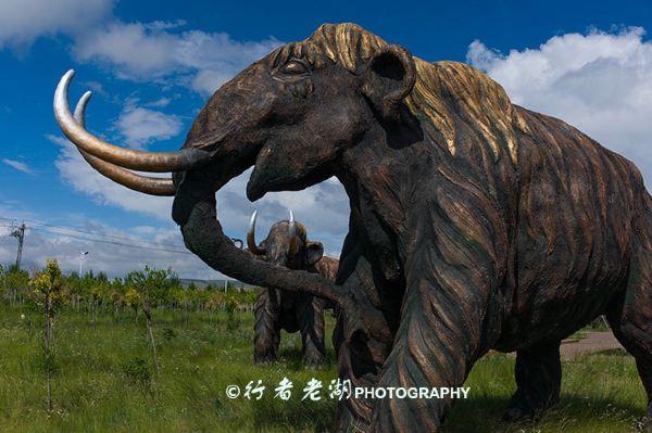 远古的呼唤——扎赉诺尔猛犸象公园